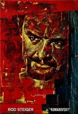 Doctor Zhivago - 11 x 17 Movie Poster - Style K