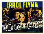 Dodge City - 11 x 17 Movie Poster - Style D