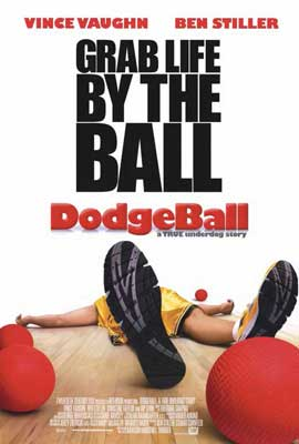 Dodgeball: A True Underdog Story - 27 x 40 Movie Poster - Style A