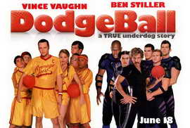 Dodgeball: A True Underdog Story - 27 x 40 Movie Poster - Style C