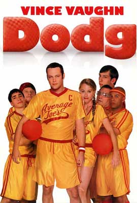 Dodgeball: A True Underdog Story - 27 x 40 Movie Poster - Style D