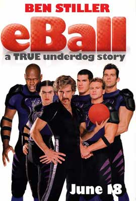 Dodgeball: A True Underdog Story - 27 x 40 Movie Poster - Style E