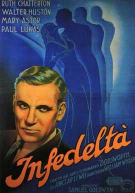 Dodsworth - 11 x 17 Movie Poster - Italian Style A