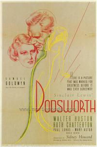 Dodsworth - 43 x 62 Movie Poster - Bus Shelter Style A