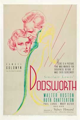 Dodsworth - 27 x 40 Movie Poster - Style C
