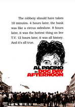 Dog Day Afternoon - 11 x 17 Movie Poster - Style D