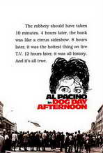 Dog Day Afternoon - 27 x 40 Movie Poster - Style C