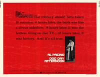 Dog Day Afternoon - 11 x 14 Movie Poster - Style C