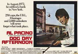 Dog Day Afternoon - 11 x 17 Movie Poster - UK Style A