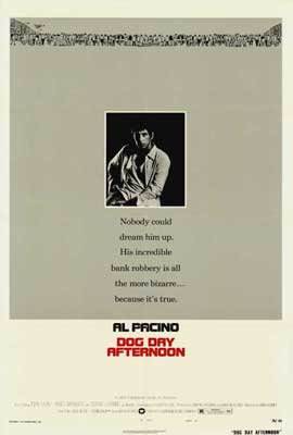 Dog Day Afternoon - 27 x 40 Movie Poster - Style A