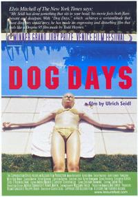 Dog Days - 27 x 40 Movie Poster - Style A