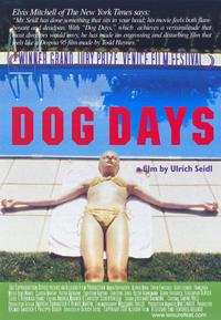 Dog Days - 11 x 17 Movie Poster - Style A