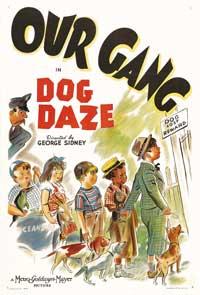 Dog Daze - 43 x 62 Movie Poster - Bus Shelter Style A