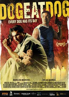 Dog Eat Dog - 11 x 17 Movie Poster - Style B
