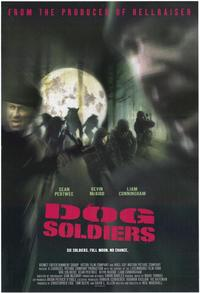 Dog Soldiers - 43 x 62 Movie Poster - Bus Shelter Style A