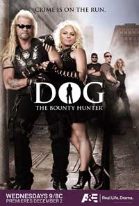 Dog the Bounty Hunter (TV) - 11 x 17 TV Poster - Style G