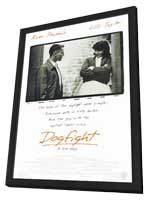 Dogfight - 11 x 17 Movie Poster - Style A - in Deluxe Wood Frame