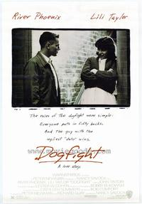 Dogfight - 43 x 62 Movie Poster - Bus Shelter Style A