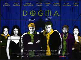 Dogma - 11 x 17 Movie Poster - Style B