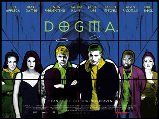 Dogma 30 x 40 UK Movie Poster