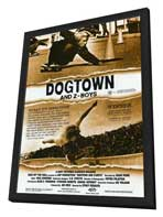 Dogtown and Z-Boys - 11 x 17 Movie Poster - Style A - in Deluxe Wood Frame