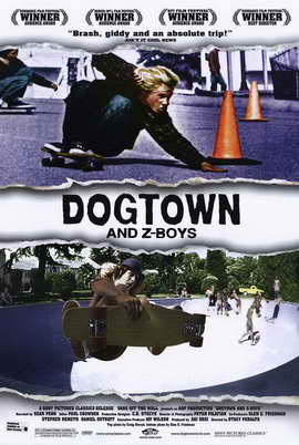 Dogtown and Z-Boys - 11 x 17 Movie Poster - Style B