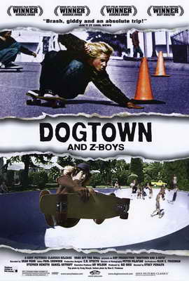 Dogtown and Z-Boys - 27 x 40 Movie Poster - Style A