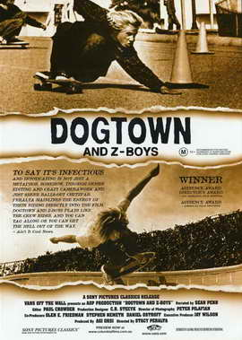 Dogtown and Z-Boys - 11 x 17 Movie Poster - Style A