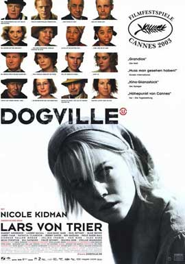 Dogville - 11 x 17 Movie Poster - Style A