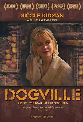 Dogville - 11 x 17 Movie Poster - Style D