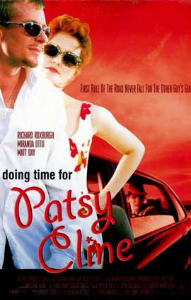 Doing Time for Patsy Cline - 11 x 17 Movie Poster - Style A