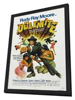Dolemite - 11 x 17 Movie Poster - Style A - in Deluxe Wood Frame