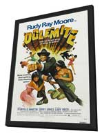 Dolemite - 27 x 40 Movie Poster - Style A - in Deluxe Wood Frame