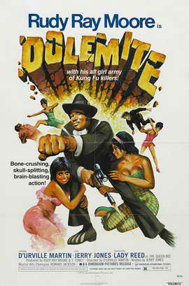 Dolemite - 11 x 17 Movie Poster - Style A