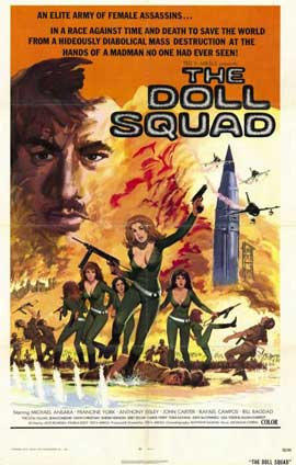 The Doll Squad - 11 x 17 Movie Poster - Style B