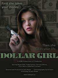 Dollar Girl - 43 x 62 Movie Poster - Bus Shelter Style A