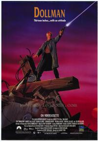 Dollman - 43 x 62 Movie Poster - Bus Shelter Style A