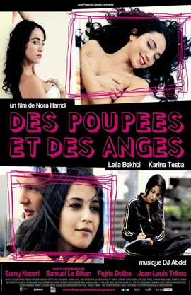 Dolls and Angels - 11 x 17 Movie Poster - French Style A