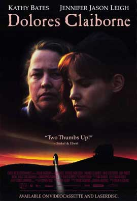 Dolores Claiborne - 11 x 17 Movie Poster - Style B