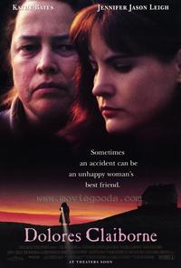 Dolores Claiborne - 43 x 62 Movie Poster - Bus Shelter Style A