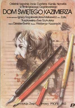 Dom Swietego Kazimierza - 11 x 17 Movie Poster - Polish Style A