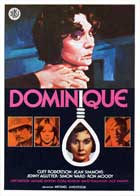 Dominique Is Dead - 11 x 17 Movie Poster - Spanish Style A