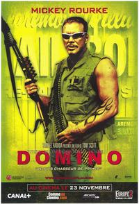 Domino - 30 x 40 Movie Poster - French Style B