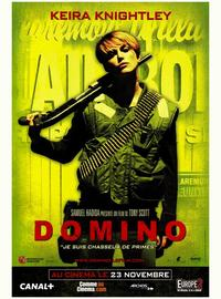 Domino - 30 x 40 Movie Poster - French Style C