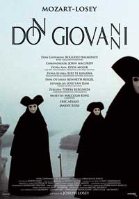 Don Giovanni - 43 x 62 Movie Poster - Spanish Style A