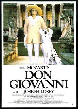 Don Giovanni - 11 x 17 Movie Poster - Style A