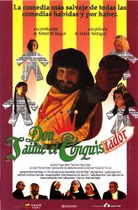 Don Jaume, el conquistador - 11 x 17 Movie Poster - Spanish Style A