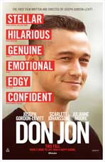 Don Jon - 27 x 40 Movie Poster - Style A