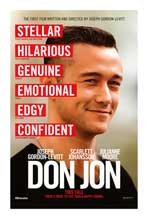 Don Jon - DS 1 Sheet Movie Poster - Style A