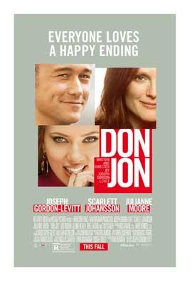Don Jon - 27 x 40 Movie Poster - Style B
